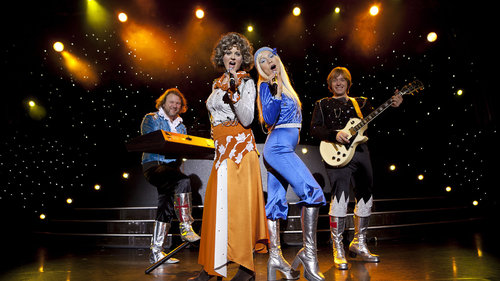 ABBA - Thank You For The Music © Stars in Concert