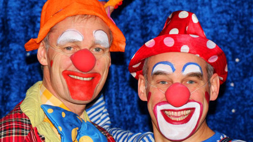 Clowns Ratatui © Galli Theater