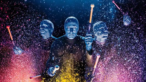 Blue Man Group © Lindsey Best