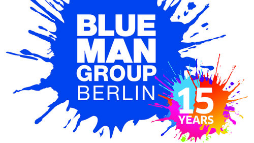Blue Man Jubiläum © Stage Entertainment