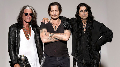 Hollywood Vampires © Hollywood Vampires Promo